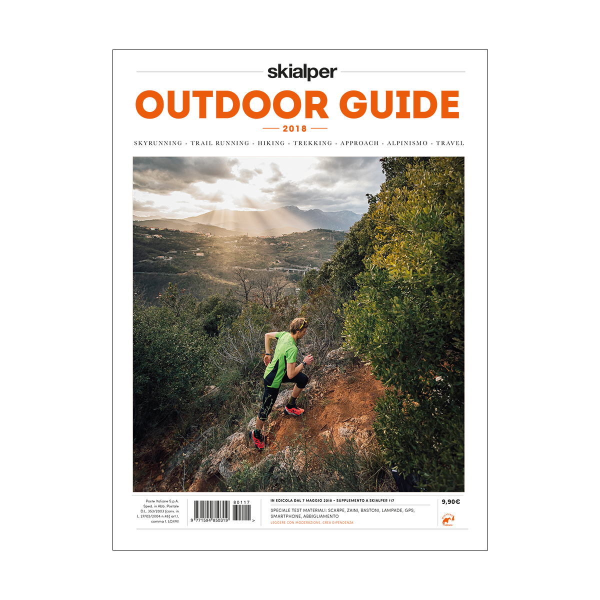 OUTDOOR GUIDE 2018